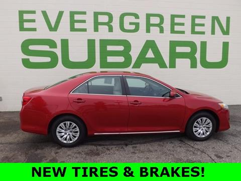 2012 Toyota Camry for sale in Auburn, ME