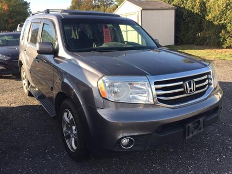2014 Honda Pilot for sale in Auburn, ME