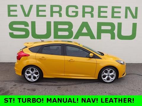 2014 Ford Focus for sale in Auburn, ME