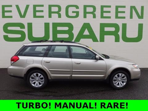 2008 Subaru Outback for sale in Auburn, ME