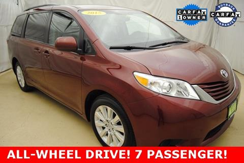 2015 Toyota Sienna for sale in Auburn, ME