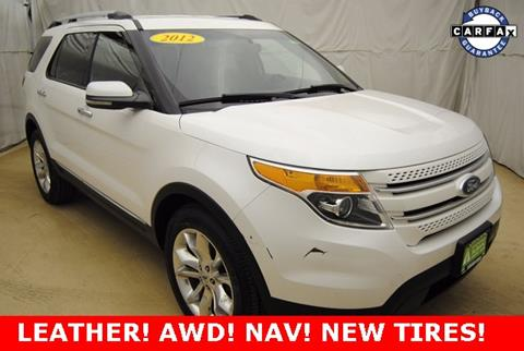 2012 Ford Explorer for sale in Auburn, ME