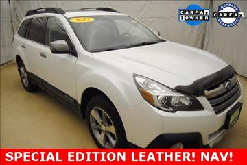 2013 Subaru Outback for sale in Auburn, ME