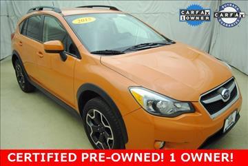 2015 Subaru XV Crosstrek for sale in Auburn, ME