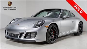 2017 porsche 911 for sale in newtown square pa - 911 Porsche Black