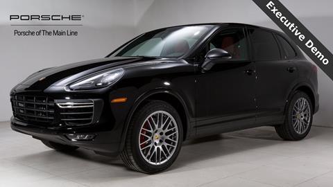 2018 Porsche Cayenne for sale in Newtown Square, PA