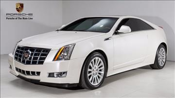 2013 Cadillac CTS for sale in Newtown Square, PA