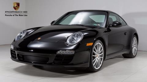 2009 Porsche 911 for sale in Newtown Square, PA