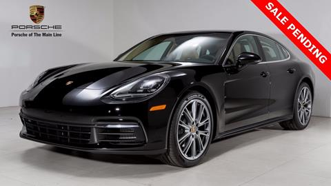 2018 Porsche Panamera for sale in Newtown Square, PA