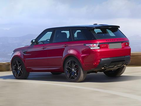 2016 Land Rover Range Rover Sport for sale in Newtown Square, PA