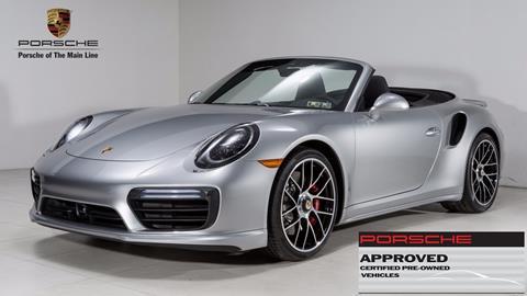 2017 Porsche 911 for sale in Newtown Square, PA