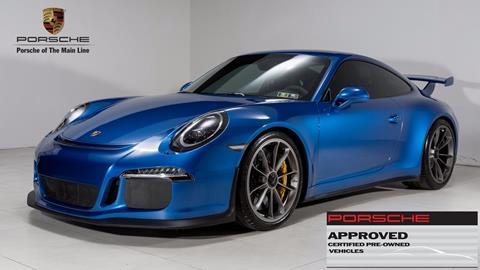 2016 Porsche 911 for sale in Newtown Square, PA