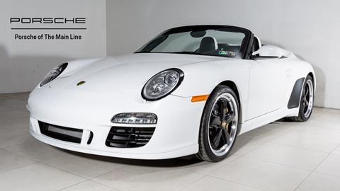 2011 Porsche 911 for sale in Newtown Square, PA