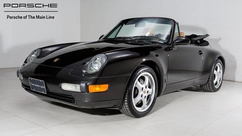 1996 Porsche 911 for sale in Newtown Square, PA