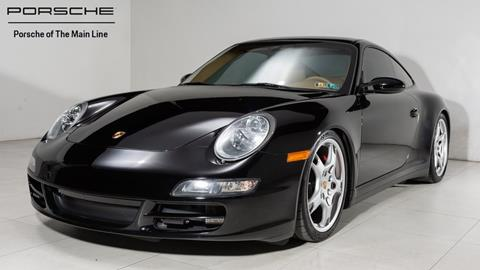 2006 Porsche 911 for sale in Newtown Square, PA