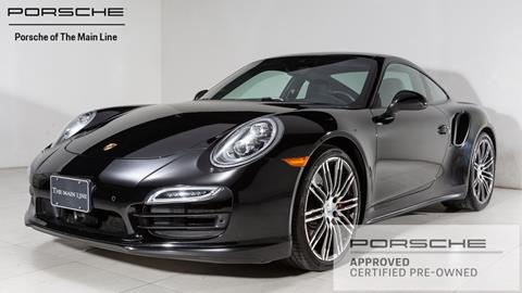 2016 Porsche 911 for sale in Newtown Square, PA