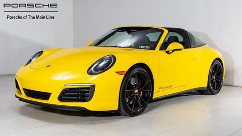 2018 Porsche 911 for sale in Newtown Square, PA