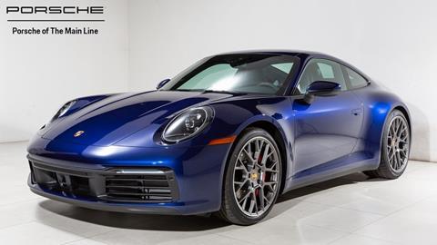 2020 Porsche 911 for sale in Newtown Square, PA