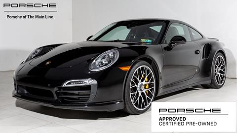 2014 Porsche 911 for sale in Newtown Square, PA