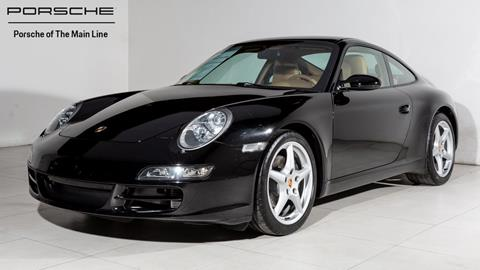 2005 Porsche 911 for sale in Newtown Square, PA