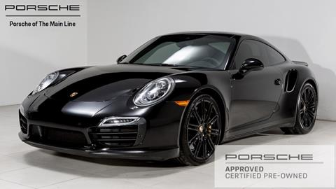 2015 Porsche 911 for sale in Newtown Square, PA