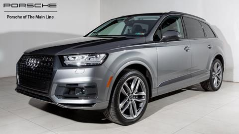 2017 Audi Q7 for sale in Newtown Square, PA