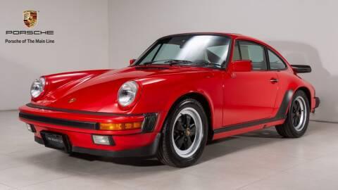 1987 Porsche 911 for sale in Newtown Square, PA