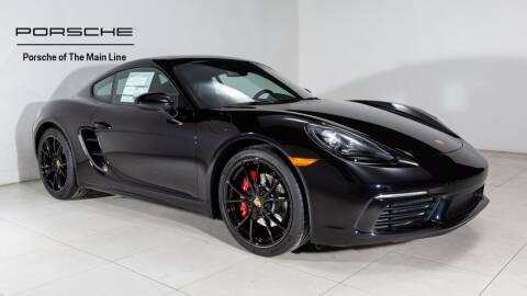2019 Porsche 718 Cayman for sale in Newtown Square, PA