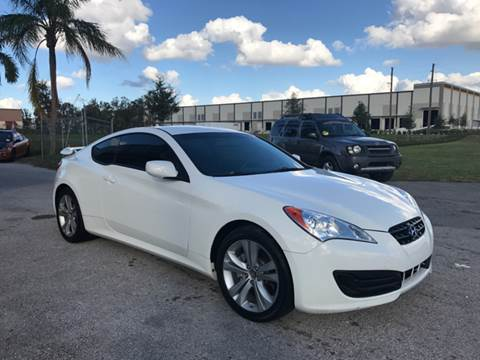 2012 Hyundai Genesis Coupe For Sale Carsforsale Com