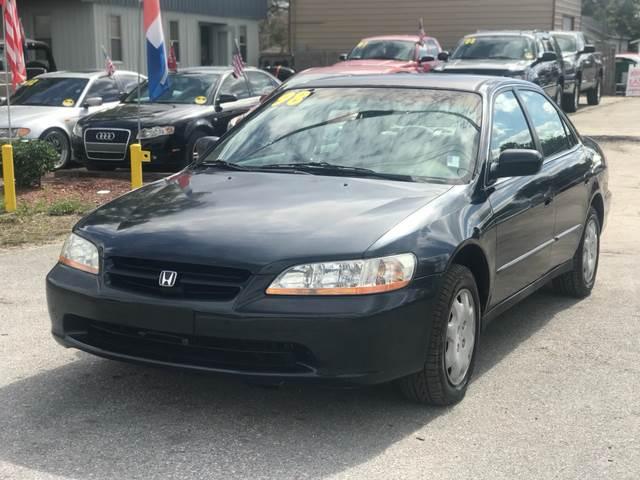1998 Honda Accord Lx In Orlando Fl Best Motors Of Florida