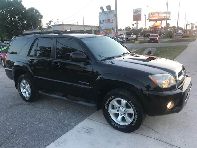 Great 2007 Toyota 4Runner For Sale At BEST MOTORS OF FLORIDA In Orlando FL