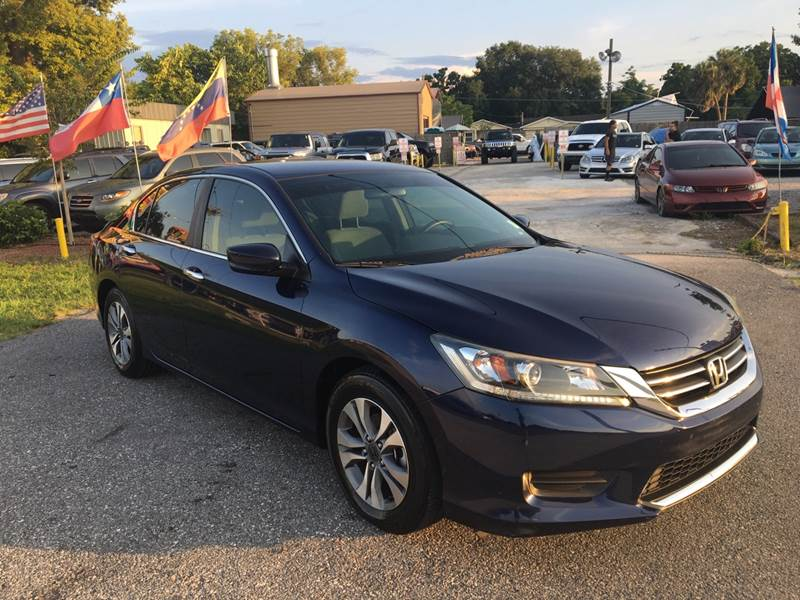 2013 Honda Accord For Sale At BEST MOTORS OF FLORIDA In Orlando FL