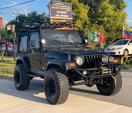 Jeeps For Sale In Florida