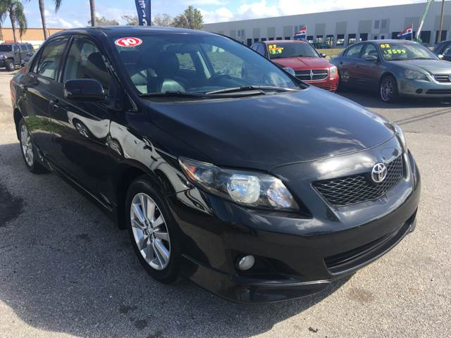 2010 Toyota Corolla For Sale At BEST MOTORS OF FLORIDA In Orlando FL