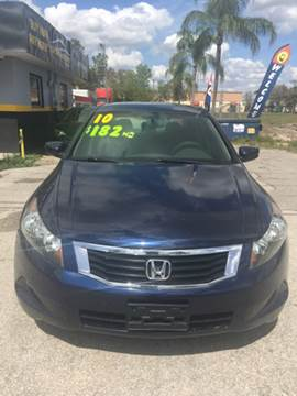 2010 Honda Accord for sale in Orlando, FL
