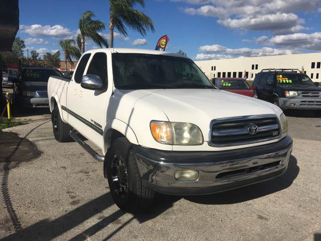 2002 Toyota Tundra For Sale At BEST MOTORS OF FLORIDA In Orlando FL
