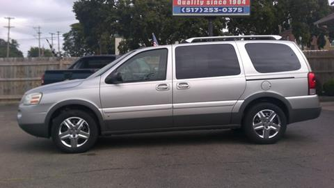 2006 Pontiac Montana SV6 for sale in Lansing, MI