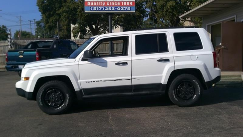 2011 Jeep Patriot For Sale At Lansing Auto Connection In Lansing MI