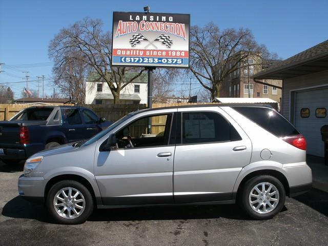 2006 BUICK RENDEZVOUS CX 4DR SUV silver air conditioning power brakes power windows power stee