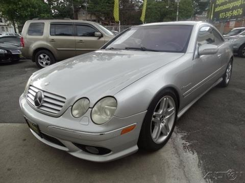 2003 Mercedes-Benz CL-Class for sale in Little Ferry, NJ