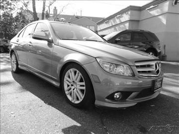 2009 Mercedes-Benz C-Class for sale in Little Ferry, NJ