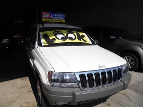 2003 Jeep Grand Cherokee for sale in New Lenox, IL