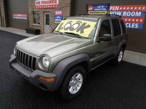 2004 Jeep Liberty for sale in New Lenox, IL