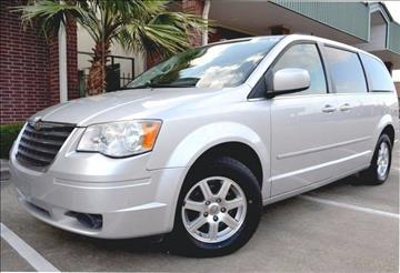 2008 Chrysler Town and Country for sale in Houston, TX
