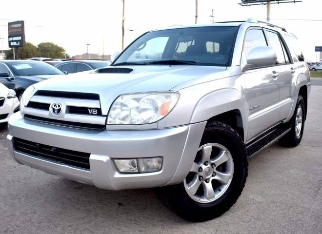2004 toyota 4runner sr5 in houston tx texas automax. Black Bedroom Furniture Sets. Home Design Ideas