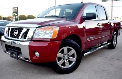 2013 Nissan Titan for sale in Houston, TX