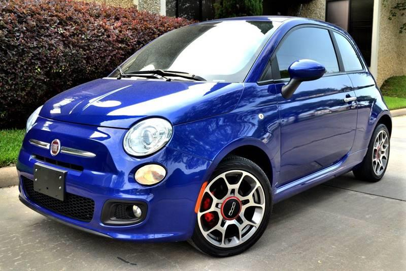2013 fiat 500 sport in houston tx texas automax. Black Bedroom Furniture Sets. Home Design Ideas