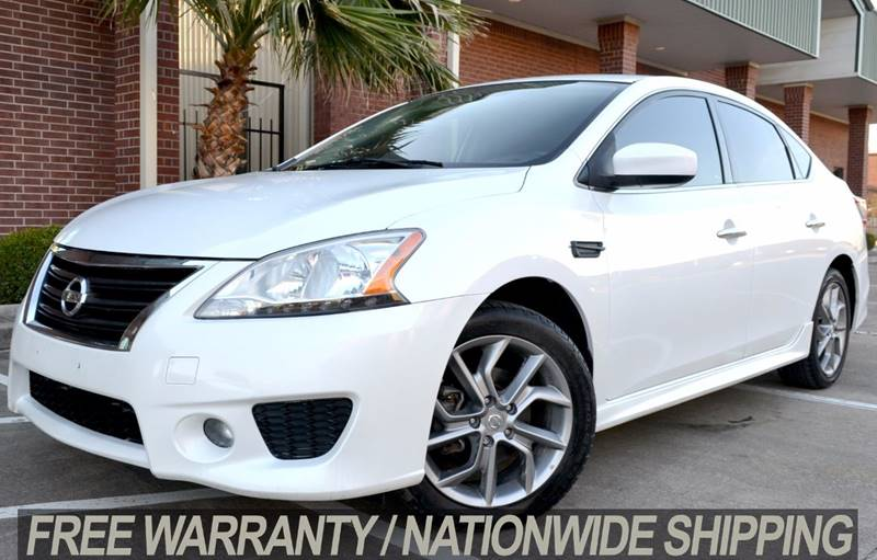 2013 Nissan Sentra For Sale At Texas AutoMax In Houston TX