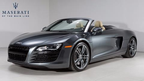 2012 Audi R8 for sale in Devon, PA