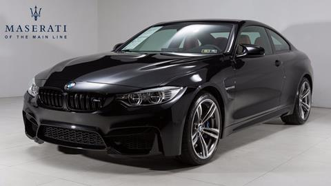 2017 BMW M4 for sale in Devon, PA